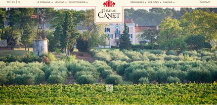 chateau canet