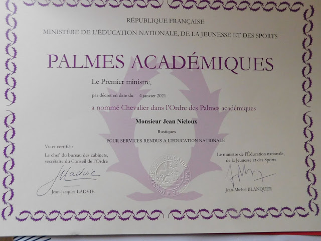 palmesacademiques Photo F.Mourlan